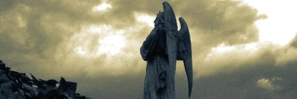 ANGEL STATUE (Banner)