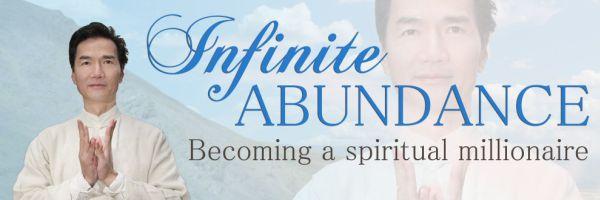 Infinite Abundance Banner