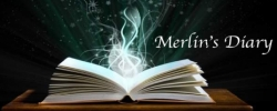 Merlins Diary logo