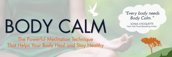 Sandy Newbigging - Body Calm