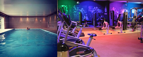 Miskin Manor Health Club