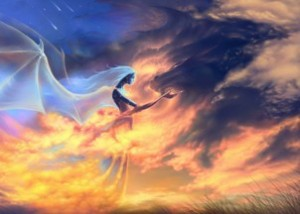 Angels and Soul Dragons1