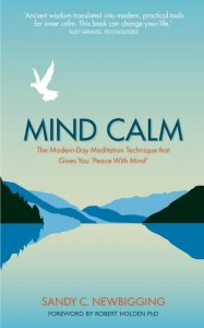 Mind Calm Book Cover