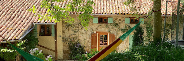 France - Front of Farmhouse